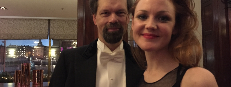 Patrik Ringborg officially member of the Royal Swedish Academy of Music