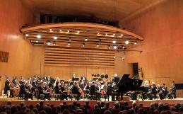World Premiere of Sandström Piano Concerto
