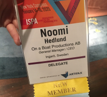 ISPA Conference in NYC!