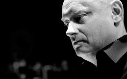 Hans at the Berliner Philharmoniker Concert Hall