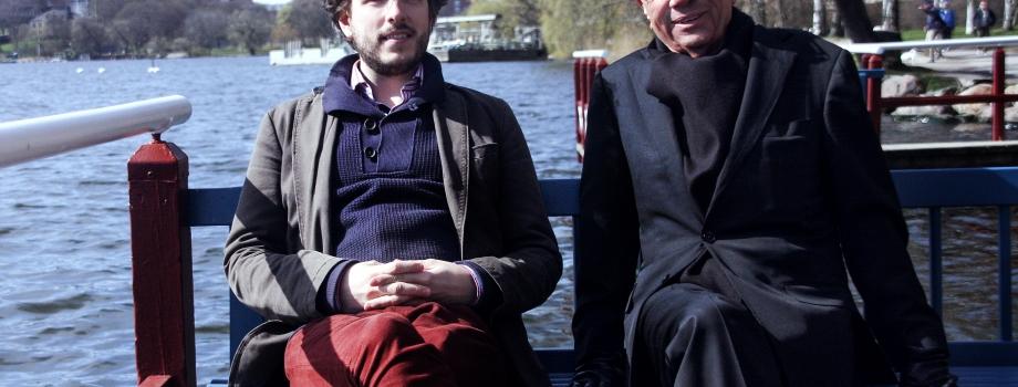Ny pianokonsert av Sven-David Sandström tillägnas Peter Friis Johansson