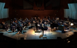 Hans Ek and Copenhagen Phil / 60 minutes