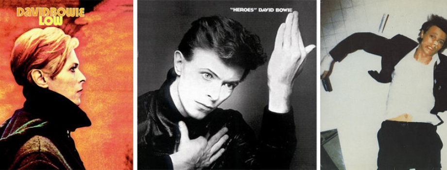 Bowie Berlin Trilogy with Hans Ek+GSO – SOLD OUT!
