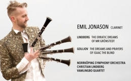 Jonason's new CD on BIS just released!