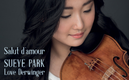 Great review of Park's 'Salut d'amour' in Gramophone