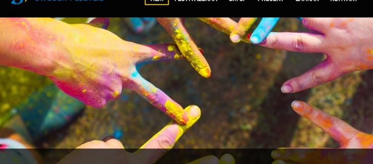 Sweden Festivals expanderar och lanserar ny hemsida!