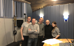 """Bowie in Berlin"" recording!"