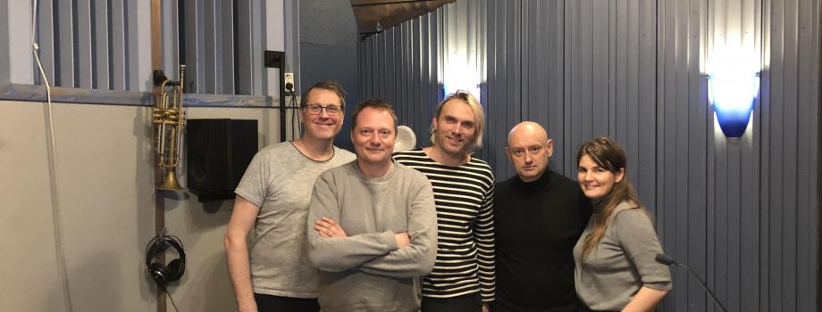"""Bowie in Berlin"" recording!"